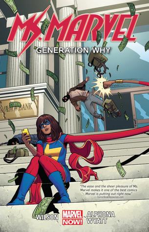 Ms. Marvel, Vol. 2: Generation Why Books