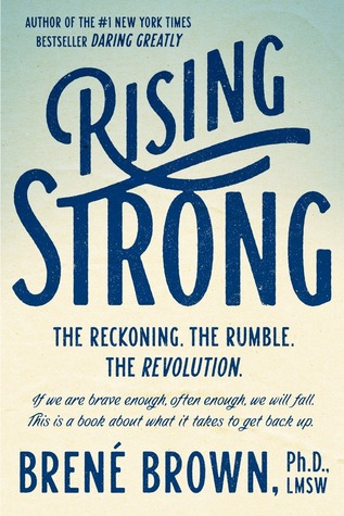Rising Strong Books