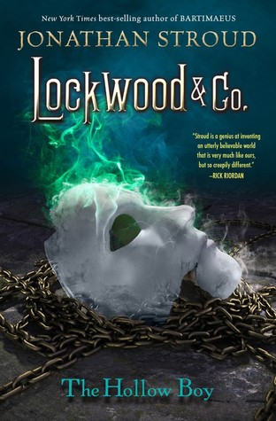 The Hollow Boy (Lockwood & Co. #3) Books