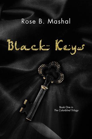 Black Keys (Colorblind, #1) Books