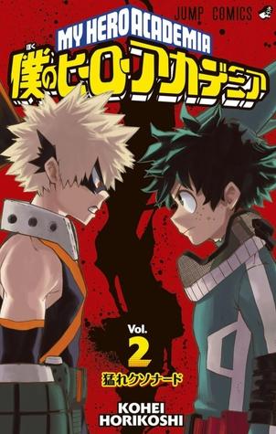 僕のヒーローアカデミア 2 [Boku No Hero Academia 2] (My Hero Academia, #2) Books