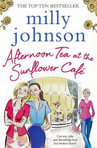 Afternoon Tea at the Sunflower Café Books