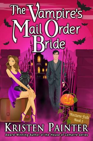 The Vampire's Mail Order Bride (Nocturne Falls, #1) Books