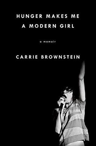 Hunger Makes Me a Modern Girl Books