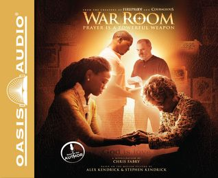War Room: Prayer Is a Powerful Weapon Books