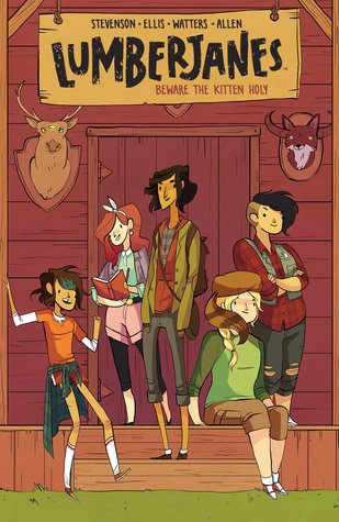 Lumberjanes, Vol. 1: Beware the Kitten Holy (Lumberjanes #1-4) Books