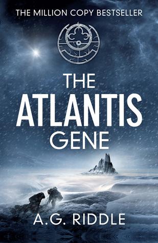 The Atlantis Gene (The Origin Mystery, #1) Books
