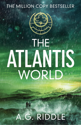 The Atlantis World (The Origin Mystery, #3) Books