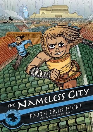 The Nameless City Books