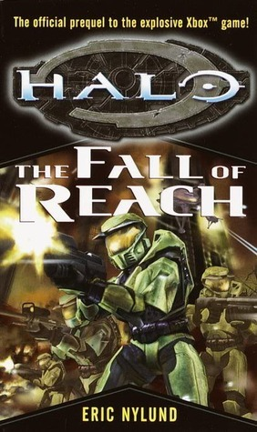 Halo: The Fall of Reach Books