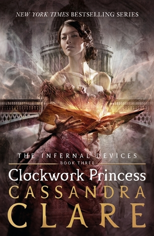 Clockwork Princess (The Infernal Devices, #3) Books