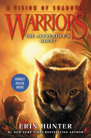 The Apprentice's Quest (Warriors: A Vision of Shadows, #1) Books
