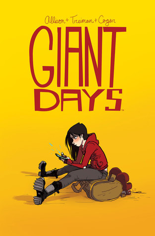 Giant Days, Vol. 1 Books