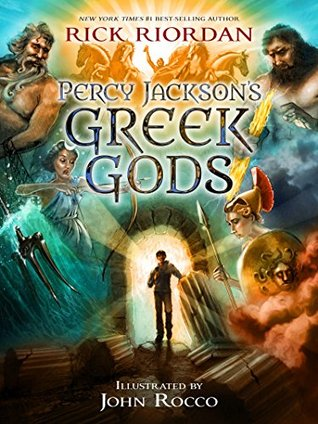 Percy Jackson's Greek Gods (A Percy Jackson and the Olympians Guide) Books