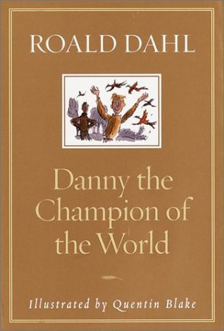 Danny the Champion of the World Books