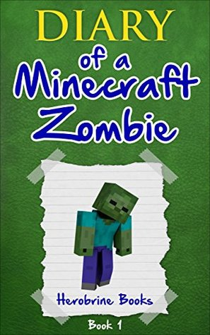 A Scare of a Dare (Diary of a Minecraft Zombie, #1) Books