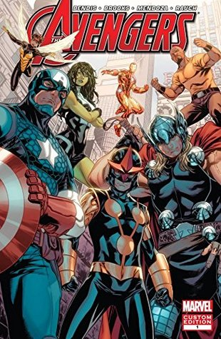 Avengers: Heroes Welcome #1 Books