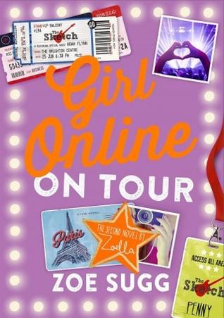Girl Online On Tour (Girl Online, #2) Books