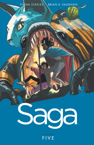 Saga, Volume 5 Books