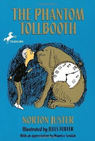 The Phantom Tollbooth Books