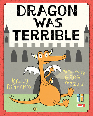 Dragon Was Terrible Books