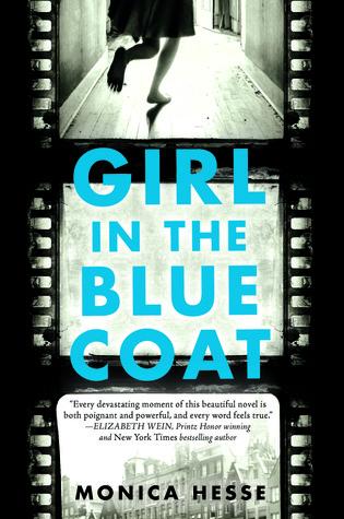 Girl in the Blue Coat Books