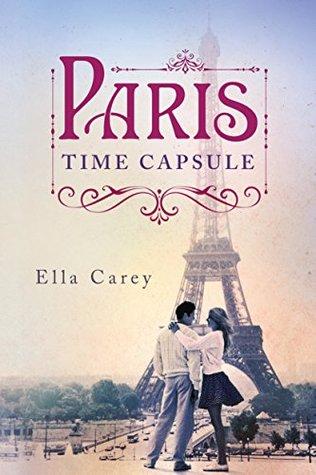 Paris Time Capsule Books