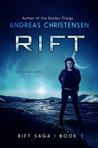 RIFT (The Rift Saga Book 1) Books