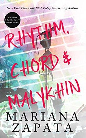 Rhythm, Chord & Malykhin Books