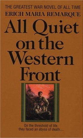 All Quiet on the Western Front Books