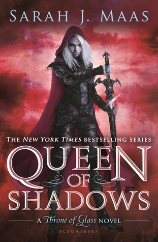 Queen of Shadows (Throne of Glass, #4) Books