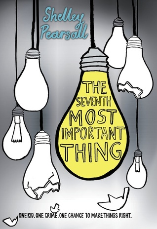 The Seventh Most Important Thing Books