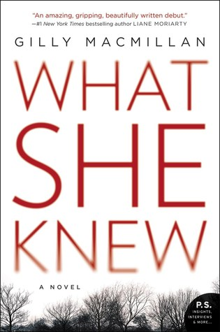 What She Knew Books