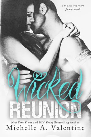 Wicked Reunion (Wicked White, #2) Books