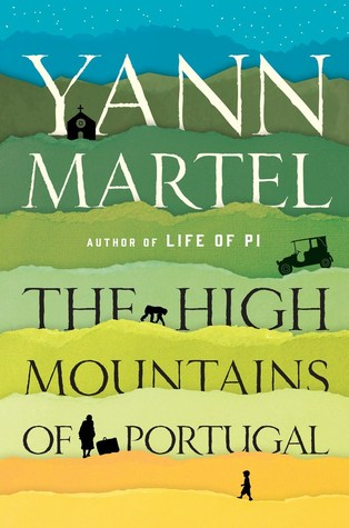 The High Mountains of Portugal Books