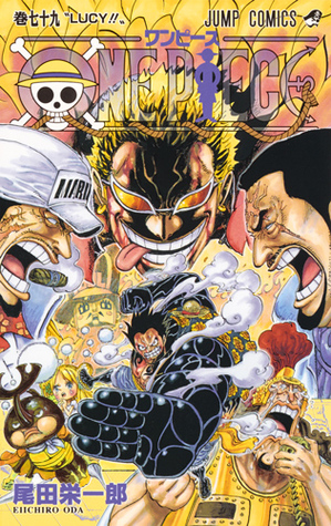 ワンピース 79 [Wan Pīsu 79] (One Piece, #79) Books