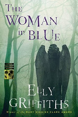 The Woman in Blue (Ruth Galloway, #8) Books