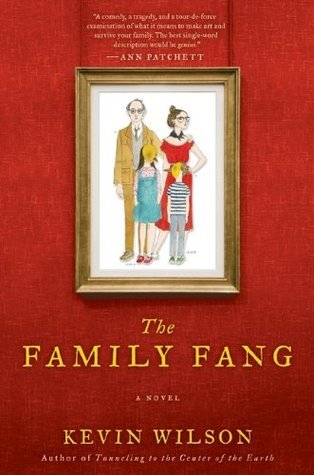 The Family Fang Books