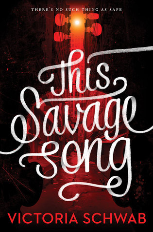 This Savage Song (Monsters of Verity, #1) Books