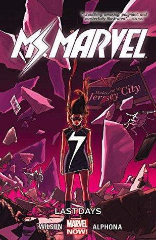 Ms. Marvel, Vol. 4: Last Days Books