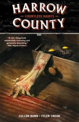 Harrow County, Vol. 1: Countless Haints Books