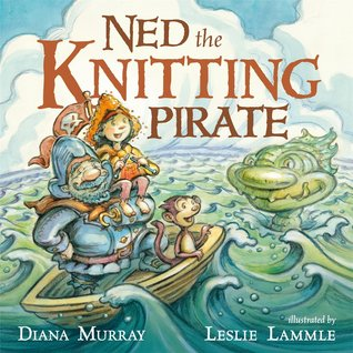 Ned the Knitting Pirate Books