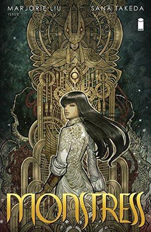 Monstress #1 Books