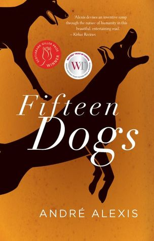Fifteen Dogs Books