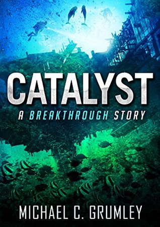 Catalyst (Breakthrough, #3) Books