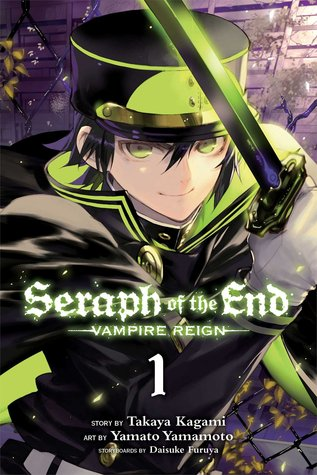 Seraph of the End, Volume 01 Books