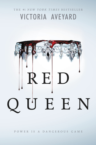 Red Queen (Red Queen, #1) Books