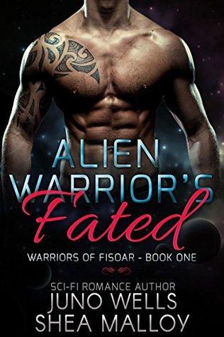 Alien Warrior's Fated: Aizak (Warriors of Fisoar, #1) Books