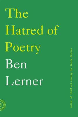 The Hatred of Poetry Books