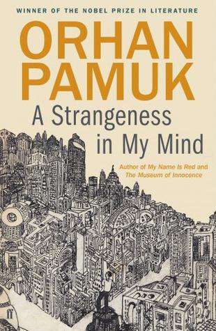 A Strangeness in My Mind Books